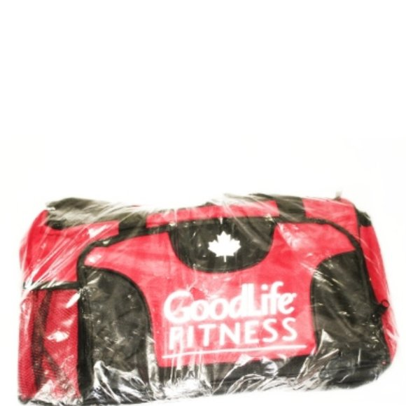Brand NEW Condition ( NEW) Goodlife Fitness Gym Ba